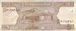 AFGHANISTAN P. 66a 5 A 2002 UNC (10 Billets) - Afghanistan