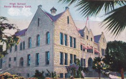 High School Santa Barbara California