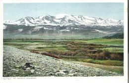 12792  Mount Massive, Colorado crease bottom right corner