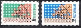 ROUMANIE 1970  Mi.nr: 2833-2834  INTEREUROPA  Neuf Sans Charniere-MNH-Postfris - 1948-.... Republics