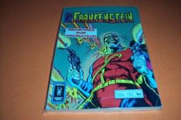Frankenstein  N° 12 °°°°°    Meutres Sur Ordinateur - Frankenstein