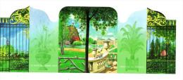 N°62 De 2003-APC - 3.80 € -Jardins De France - Jardins Du Luxembourg Et Parc Buttes Chaumont - Blocs & Feuillets