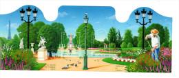 N°70 De 2004 -APC - 3.80 € -Jardins De France - Jardins Des Tuilerues Et Parc  Flloréal De Parisd - Blocs & Feuillets