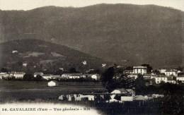 CAVALAIRE Vue Générale (C8832) - Cavalaire-sur-Mer
