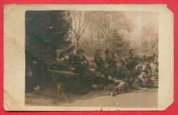 167138 / PLAYING CARD , GROUP YOUNG BOY , GARDEN  1924 - Bulgaria Bulgarie Bulgarien Bulgarije - Cartes à Jouer