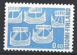 Finlande 1969 N°620 Communauté Scandinave, Norden