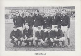 Voetbal Voetbalploeg    Herentals         Nr 1803 - Voetbal