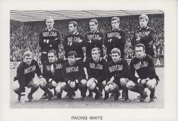 Voetbal Voetbalploeg   Racing White         Nr 1804 - Voetbal