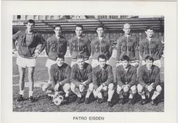 Voetbal Voetbalploeg   Patro Eisden          Nr 1805 - Fútbol