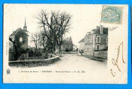 FR459, Epoisses, Environs De Semur, Précurseur, Circulée 1905 - France