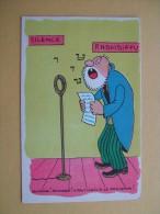 La Radiodiffusion. - Humour