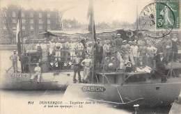 59 DUNKERQUE TORPILLEUR ET TOUT SON EQUIPAGE - Dunkerque