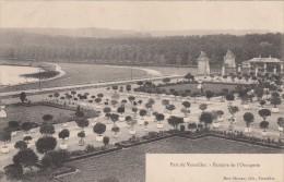 Cp , 78 , VERSAILLES , Le Parc , Parterre De L'Orangerie - Versailles (Kasteel)