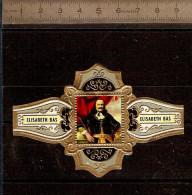 Bague ELISABETH BAS Moyenne  N° II FERDINAND BOL (1616/1680)  / Très Léger Fragment De Papier Collé !! Moitié Prix !! - Bagues De Cigares