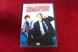HOLLYWOOD HOMICIDE - Policiers
