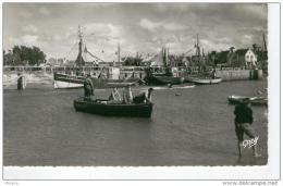 GRANDCAMP LES BAINS Bateaux Au Port -1960 - - France