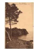 83-----ESTEREL---trayas La Pointe De L'aiguille---voir 2 Scans - France