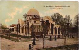 MARSEILLE - Exposition Coloniale 1906 - Palais De Madagascar - Marseille