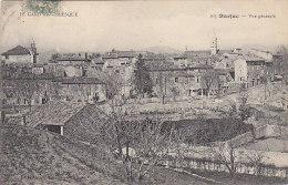 Barjac 30 - Série Le Gard Pittoresque - Vue Générale - 1907 - Editeur Beaumel à Vallon - Frankreich