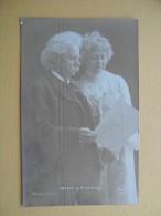 Edouard Et Nina Grieg. - Entertainers