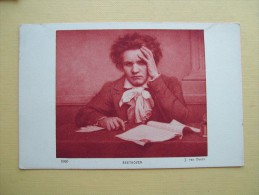 Beethoven. - Artistes