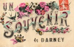 DARNEY UN SOUVENIR DE - Darney