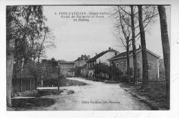 CPA  Village  Haute Saone Port D´atelier Purgerot Bauley - Autres Communes