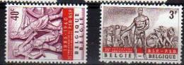 Belgique N° 1131 / 1132  Luxe ** - Bélgica