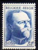 Belgique N° 1037 Luxe ** - Belgique