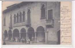 CARD VICENZA PALAZZO MASCARELLO ANIMATA    FP-V-2 -0882-23376 - Vicenza