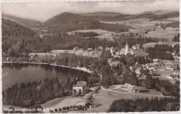 ALLEMAGNE,GERMANY,DEUSCHL AND,lac De La Foret Noire,land,wurtemberg,TIT ISEE,schwarzwald,vue Aérienne,rare