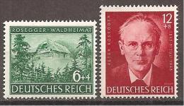 DR 1943 // Michel 855/856 ** (1763) - Deutschland