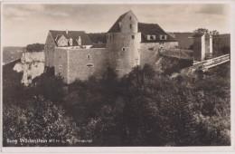 ALLEMAGNE,GERMANY,DEUSCHL AND,bade Wurtemberg,burg Wildenstein,forteresse,ré Sidence Des Comtes  Zimmern,leibertingen,ra