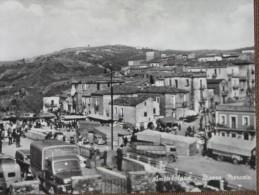 AMENDOLARA -PIAZZA MERCATO -ANIMATA  BELLISSIMA - Cosenza