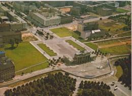 ALLEMAGNE,GERMANY,DEUSCHL AND,BERLIN ,BRANDENBURGER TOR,vue Aérienne - Unclassified