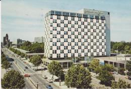 ALLEMAGNE,GERMANY,DEUSCHLAND,BERLIN  HILTON,hotel Luxe,haute Société,near Famous Kurfustendamm,rare - Unclassified