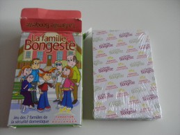 Jeu De 7 Familles -  BONGESTE - Fondation BOULANGER - Cartes à Jouer