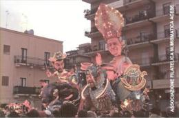 Acireale, Catania, Carnevale, Marcofilia, Annullo Postale, - Acireale