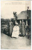 - OUGANDA - VILLA MARYA - Les Pères Victor Et Basile Prémices Du Sacerdoces,chez Les Baganda, Non écrite, TTBE, Scans.. - Oeganda
