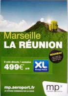Marseille Vols La Réunion XL Airways - France