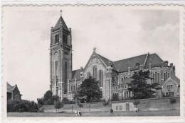 BELGIQUE - COMINES-WARNETON - Eglise Côté Sud - ( Destinataire Michel Jazy ) - Comines-Warneton - Komen-Waasten