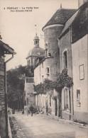 Cp , 89 , VÉZELAY , La Vieille Tour , Rue Étienne-marcel - Vezelay