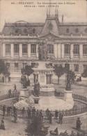Cp , 90 , BELFORT , Le Monument Des 3 Sièges , 1813-14 , 1815 , 1870-71 - Belfort - Ville
