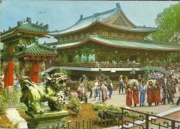 Deutschland Phantasialand Chinatown - Cartes Postales