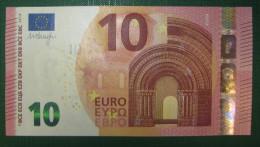 6x 10 Euro S003 Italy Serie SA SB SC SD SE SF Draghi Perfect UNC - EURO