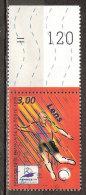"Timbre France Y&T N°3010 (03) Obl. ""France 98"" Lens. 3 F. 00. Multicolore. Cote 0.50 € - Frankreich"