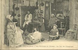 BOURG - Les ébaudes En Bresse - Le Jeu De L'escargot                                                         Ferrand 38 - Non Classés