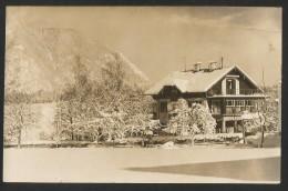 BAYERISCH GMAIN Bei Bad Reichenhall Bayern Kinderheilstätte HAUS HUBERTUS 1932 - Bad Reichenhall