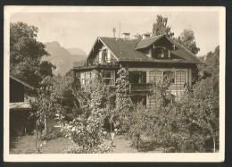 BAYERISCH GMAIN Bei Bad Reichenhall Bayern Kinderheilstätte HAUS HUBERTUS 1952 - Bad Reichenhall