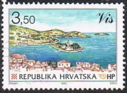Croatia SG639 2000 Croatian Towns (5th Series) 3k.50 Good/fine Used - Croatia
